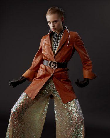 Editorial for INTERVIEW.de photographer Nina Raasch, stylist Ch