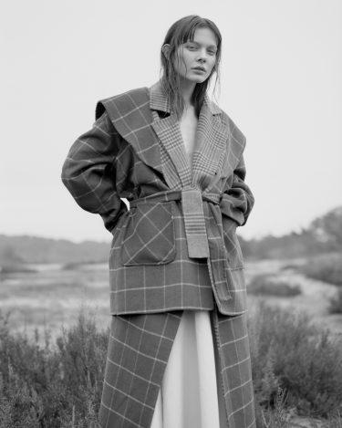 VOGUE ITALIA – photography Nina Raasch, fashion editor Charlotte